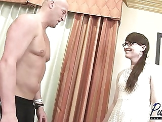 Christian & Natalie skip the awards to fuck...again shemale porn (shemale) bareback (shemale) big ass (shemale)