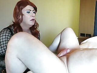 CD Rebecea Sucks BWC Again- Sensous BJ bareback blowjob lingerie