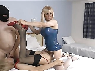 Hotjane & Friends. shemale fucks shemale (shemale) hd videos