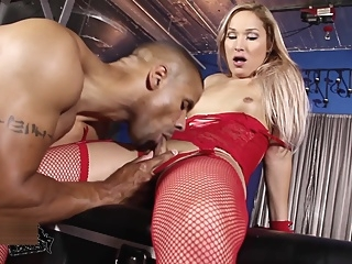 Khloe Likes To get Her throbbing wazoo Kicked shemale shemale big ass shemale hd