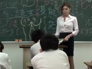 Japanese shemale teacher 62-2 shemale gangbang shemale masturbation