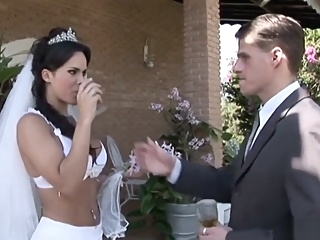 tranny Bride shemale hd